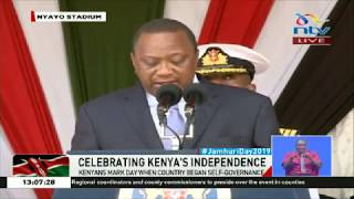 President Uhuru puts Sonko's lawyers, other state officials on the spot || Full Speech