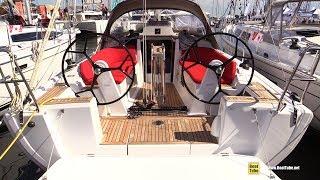 2017 Hanse 315 Sailing Yacht - Deck And Interior Walkaround - 2017 Annapolis Sail Boat Show