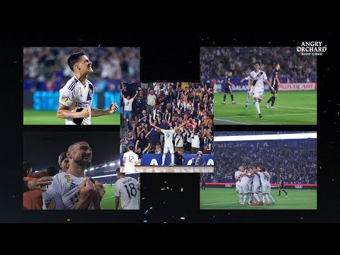 MATCH IN A MINUTE presented by Angry Orchard: LA Galaxy Smash Sporting KC 7-2