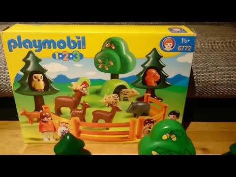 Playmobil 123 Besuch im Wild Park