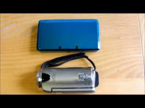 My Video Camera JVC EVERIO GZ HM 330 by latest3dsgames