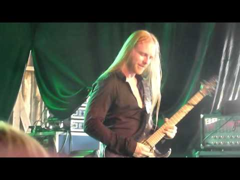 Axxis - Living in a World - Pyraser Classic Rock Night 2015