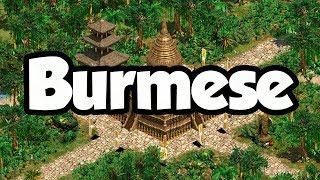 Burmese Overview AoE2