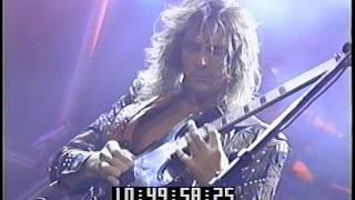Judas Priest - All Guns Blazing (Live 1991)