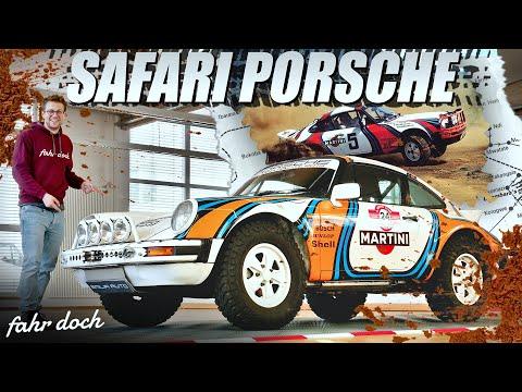 PORSCHE 911 Safari | Super SELTEN und super TEUER! Review und Fahrbericht | Fahr doch