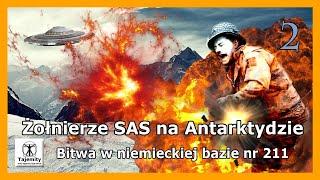 Żołnierze SAS na Antarktydzie – bitwa w niemieckiej bazie 211