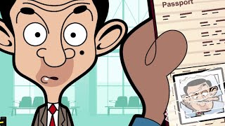 Gambar cover Passport Problems | Funny Clips | Mr Bean Official