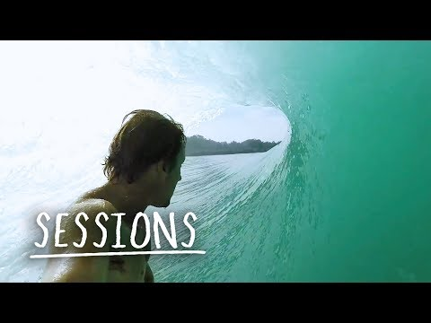 SURF SESSIONS: Traveling Indonesia For Perfect Barrels.