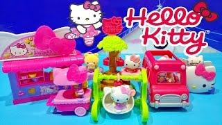 Hello Kitty Toys Collection ❤ Hello Kitty Colección De Juguetes ❤ For Kids Worldwide