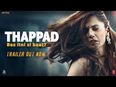 Thappad - Movie Trailer Image