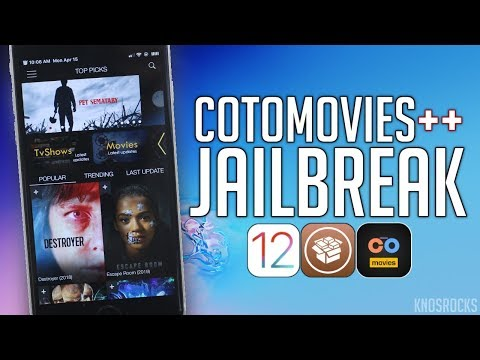 NEW 2019 Get CotoMovies++ iOS 12 - 12 2 / 11 / 10 NO ADS FREE Movies & TV  Shows iPhone iPad iPod - iNati0n - Knosrocks