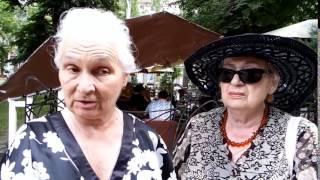 Украинец в Донецке  Мнения жителей о том  как закончить войну  1