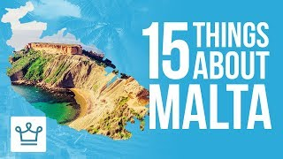 15 Things You Didnt Know About Malta