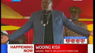 Uhuru Kenyatta: We are truly a national party