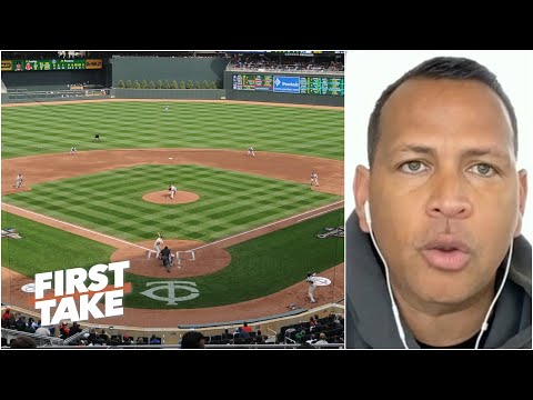 Alex Rodriguez says MLB needs to 'clone' what NBA, NFL have done to grow | First Take