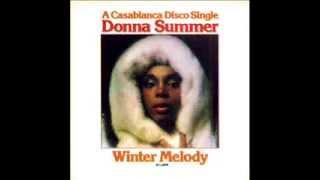 Dj Csabai  Winter Melody by Donna Summer (Re-Cut)