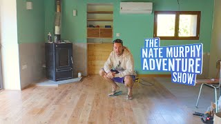 ECO HOME Renovation Nearly Finished 🏡 & Dei Saves The Day 😱 by Nate Murphy