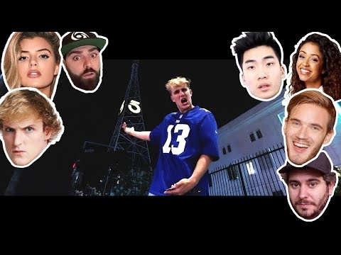 Jake Paul - YouTube Stars Diss Track (Official Music Video)