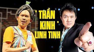 """Cười Rớt Quai Hàm với HÀI HOÀI LINH, CHÍ TÀI - Hài """"Thần Kinh"""" Linh Tinh - Tuyển Chọn Hài Việt Hay"""