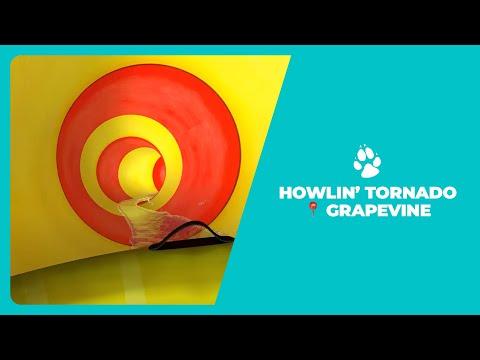 Howlin' Tornado Virtual Tour - Great Wolf Lodge Grapevine