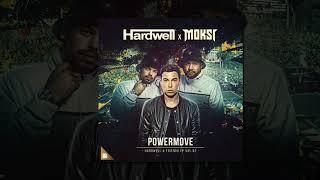 Hardwell & MOKSI - Powermove (Extended Mix)