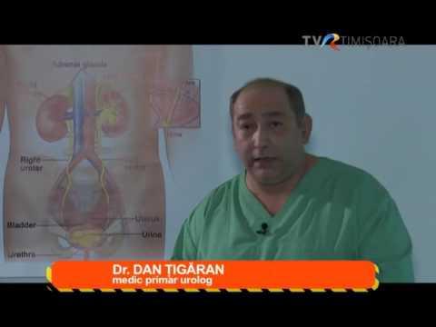 Dezvoltarea de adenocarcinom de prostată