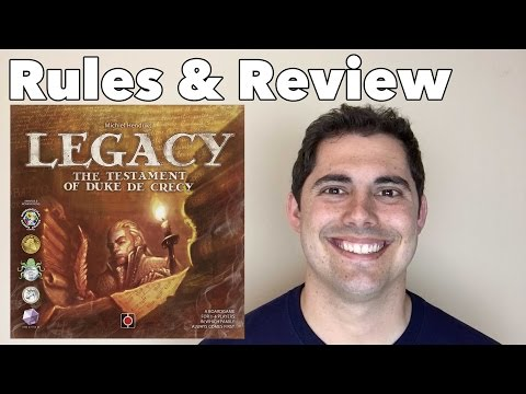 JonGetsGames - Legacy Review