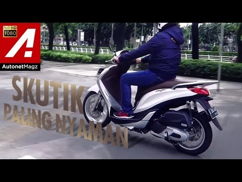 Review Piaggio Medley 150 test ride by AutonetMagz