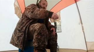 Обогреватели для зимних рыбалок