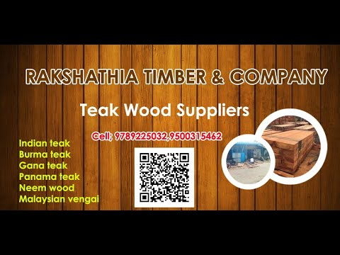 RAKSHATHIA TIMBER & COMPANY