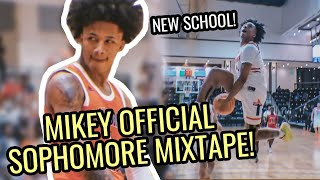 Mikey Williams OFFICIAL Sophomore Year Mixtape! Future NBA Draft Pick Went CRAZY At Lake Norman 😱