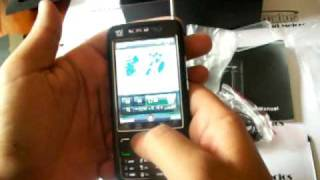 Celular C1000 - Touchscreen - Tv Dual Sim Mp3 Mp4 Camara Radio Java