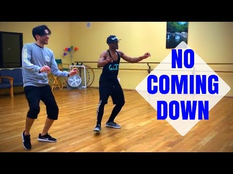 My bro Julian came through to learn my choreo to this dope track!
