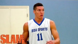 Aaron Gordon 2014 NBA Draft Workout - Orlando Magic #4 Pick 2014 NBA Draft