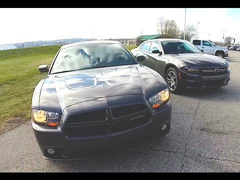 The Differences Between the 2014 Dodge Charger and the 2015 Dodge Charger 17751