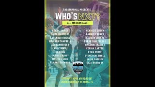 2019 WHO'S NXT? All-American Game