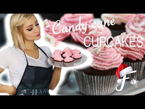 Pokus o vánoční cupcakes :D | Flabáž v kuchyni