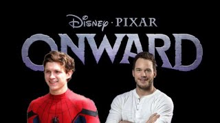 New Disney Pixar Movie Staring Tom Holland and Chris Pratt