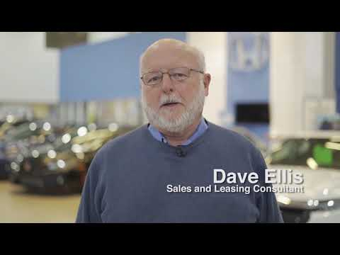 Sales and Leasing Consultant David Ellis