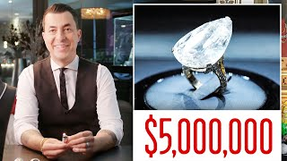 Expert Jeweler Jason of Beverly Hills Shows Off His Insane Jewelry Inventory  GQ