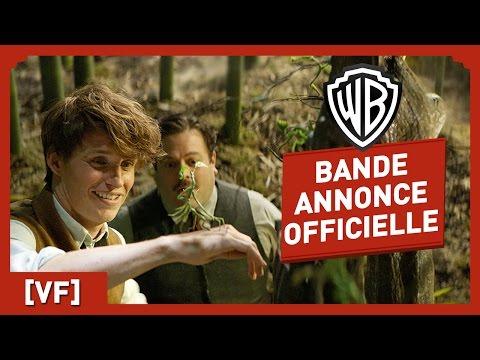 Les Animaux Fantastiques - Bande Annonce Finale (VF)