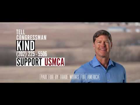 Tell Representative Ron Kind to Vote YES on the USMCA