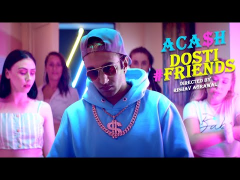 Dosti Friends | ACASH Music | Akash Dadlani | Latest Hindi Songs 2019