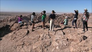 Atacama desert is the most driest place on earth