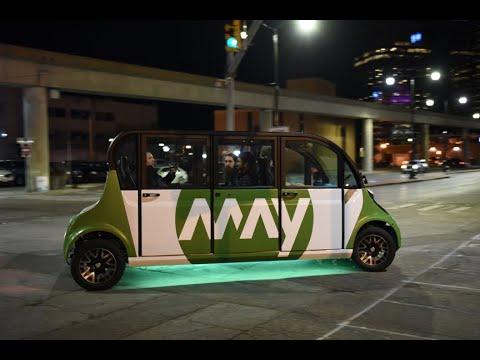May Mobility expandiert dank Finanzspritze
