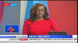 Francis Atwoli on NHIF relief plan