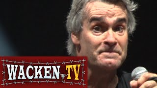 Henry Rollins - Spoken Word - Full Show - Live at Wacken Open ...