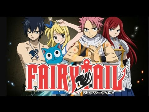 Fairy tail episode 154 English dub