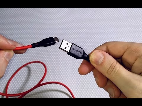 BlitzWolf BW-TC14 USB Type-C Cable - Resistance and Output Tests
