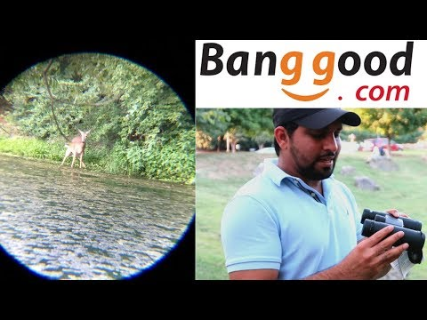 Banggood.com, Binocular, Monocular ► Unboxing & Review